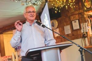 Pierre La Salle, maire de la Municipalité de Saint-Jacques et ancien président des PPJ.