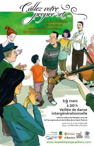 Affiche PPJ Rendez-vous de la Francophonie 2016