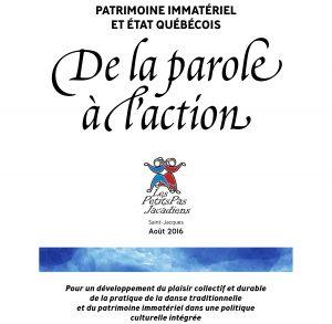 Mémoire sur la révision de la politique culturelle du Québec